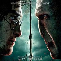 Harry Potter and the Deathly Hallows: Part 2 - Original Soundtrack (CD) - Cover