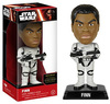 Funko Wacky Wobbler - Bobble Head Star Wars - Finn Stormtrooper Wacky Wobbler Figure (the Force Awakens) Cover
