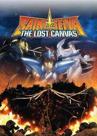Saint Seiya Lost Canvas Complete Series (Region 1 DVD)