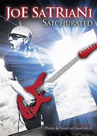 Joe Satriani - Satchurated: Live In Montreal (Region 1 DVD) - Cover