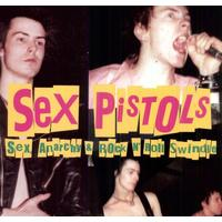 Sex Pistols - Sex Anarchy & Rock N Roll Swindle (Vinyl)