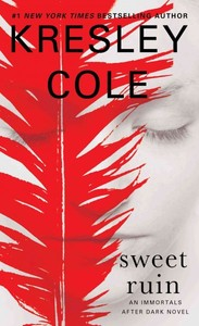 Sweet Ruin - Kresley Cole (Paperback) - Cover