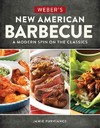 Weber's New American Barbecue - Jamie Purviance (Paperback)