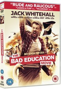 Bad Education Movie (DVD) - Cover