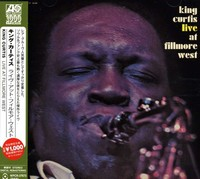 King Curtis - Live At Fillmore West (CD) - Cover