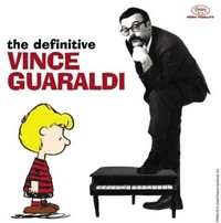 Vince Guaraldi - Definitive Vince Guaraldi (Vinyl) - Cover