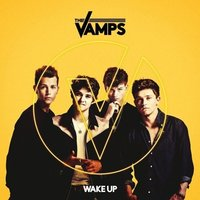 The Vamps - Wake up (EP) - Cover