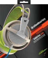 Steelseries Siberia 200 Gaming Headset - Gaia Green (PC) - Cover