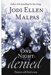 One Night: Denied - Jodi Ellen Malpas (Paperback)
