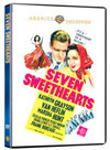 Seven Sweethearts (Region 1 DVD)