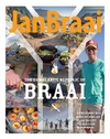 Democratic Republic of Braai - Jan Braai (Paperback)