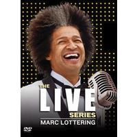 Marc Lottering - The Live Series (DVD)