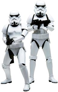 Star Wars StormTrooper 2 pack (1/10th scale) ArtFX statue - Cover