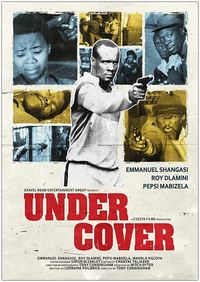 Under Cover (DVD) - Cover