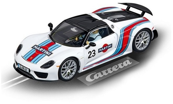 carrera porsche 918 spyder martini racing 23 hobbies toys online raru. Black Bedroom Furniture Sets. Home Design Ideas