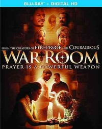 War Room (Region A Blu-ray) - Cover