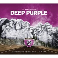 Deep Purple - The Many Faces of Deep Purple (CD) - Cover