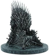 Game of Thrones Iron Throne 7 inch Replica - Cover