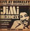 Jimi Hendrix - Live At Berkeley (Vinyl)