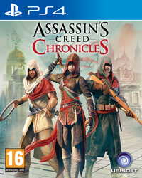 Assassin's Creed Chronicles Pack (PS4) - Cover