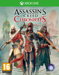 Assassin's Creed Chronicles Pack (Xbox One) - Cover