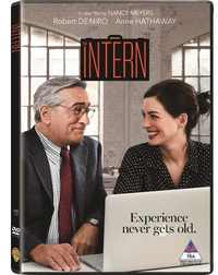 The Intern (DVD) - Cover