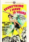 Everything I Have Is Yours (Region 1 DVD)