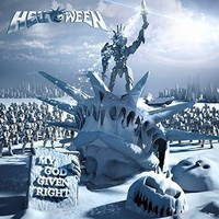 Helloween - My God-Given Right (CD) - Cover