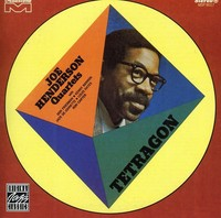 Joe Henderson - Tetragon (CD) - Cover