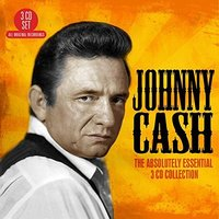 Johnny Cash - Absolutely Essential (CD) - Cover