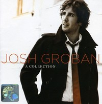 Josh Groban - Collection (CD) - Cover