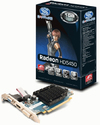 Sapphire AMD Radeon HD5450 1GB 64-Bit DDR3 Graphics Card