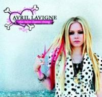 Avril Lavigne - The Best Damn Thing (CD) - Cover