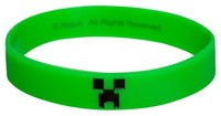 Minecraft Creeper Bracelet - Green (Large) - Cover