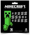 Minecraft Creeper Ssssss Sticker