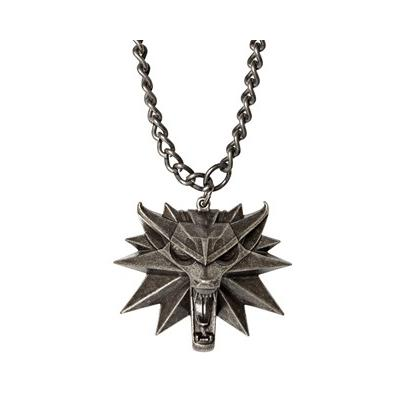 The Witcher 3: Wild Hunt Medallion and Chain
