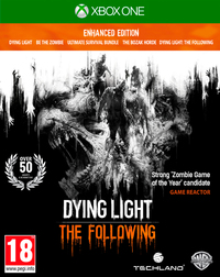 Dying Light: The Following (Xbox One) - Cover