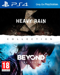 Heavy Rain and Beyond Two Souls Collection (PS4) - Cover