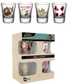 Harley Quinn Bombshell Shot Glasses Cover