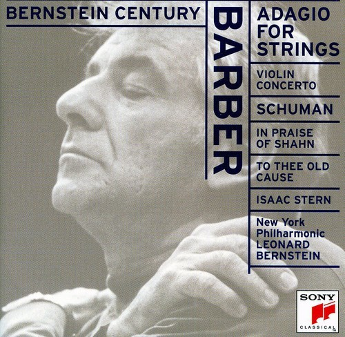 Leonard bernstein barber adagio for strings cd for Adagio new york