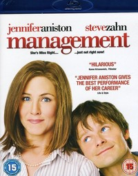 Management - Management (Blu Ray) (Blu-ray) - Cover