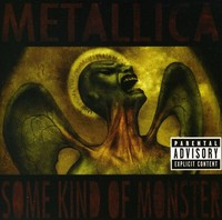 Metallica - Some Kind of Monster (CD) - Cover