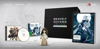 Bravely Second: End Layer (3DS) - Cover
