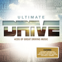 Various Artists - Ultimate... Drive (CD) - Cover