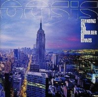 Oasis - Standing On the Shoulder of Giants (CD) - Cover