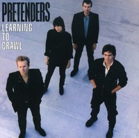 Pretenders - Learning to Crawl (CD) - Cover