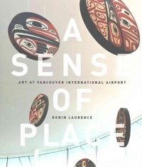 A Sense of Place - Robin Laurence (Paperback) - Cover