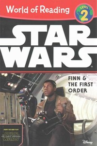 Star Wars Finn & the First Order - Lucasfilm Press (Paperback) - Cover