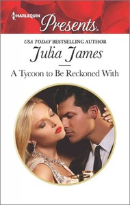 A Tycoon to Be Reckoned With - Julia James (Paperback) - Cover