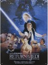 Star Wars Return of the Jedi Large Steel Sign (Metal Wall Sign A3)
